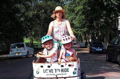 Love to Ride - Rosie