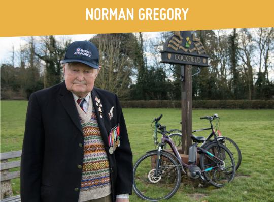 Norman Gregory Suffolk