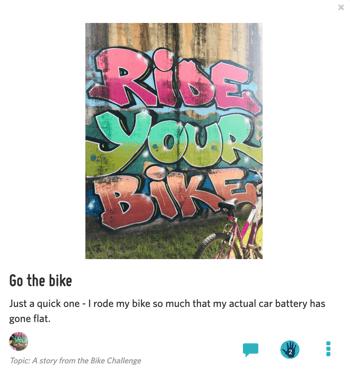 NSW Rider Story