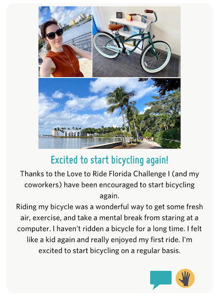 Love to Ride Start Biking