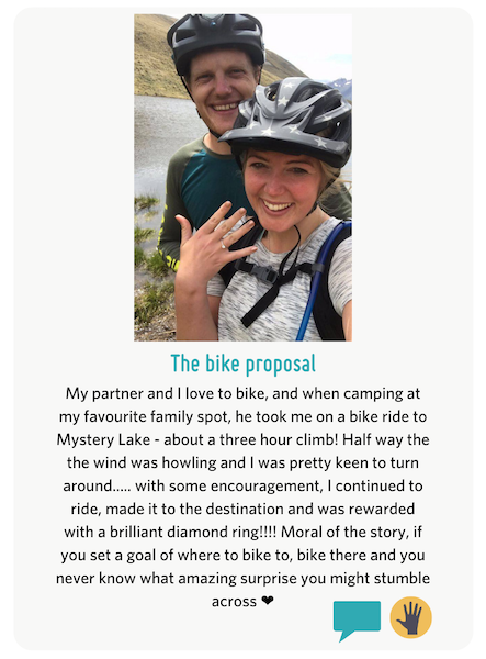 Love to Ride - Biking Proposal
