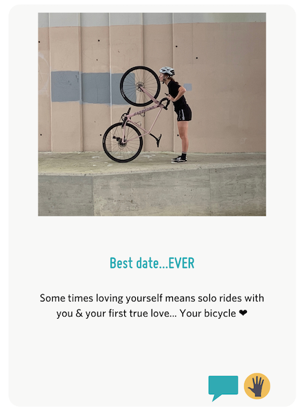 Love to Ride - Bike best date ever