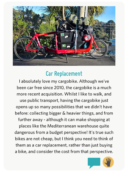 Love to Ride - Car Replacement Bike