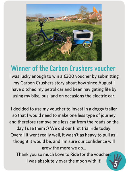 Carbon Crusher Story