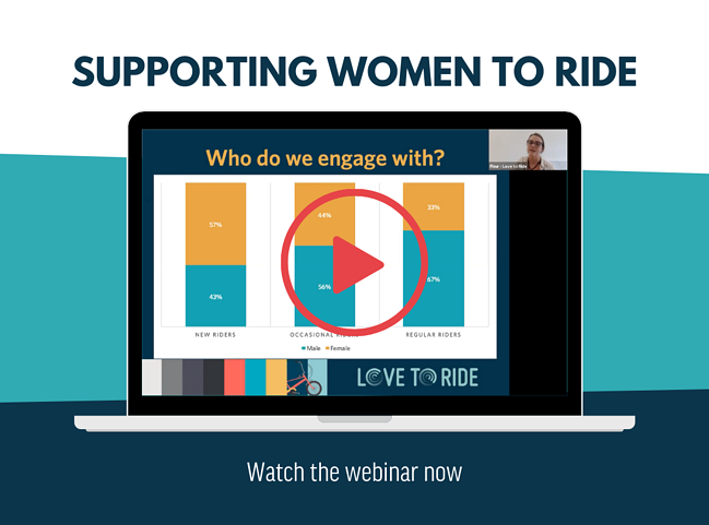 Supporting Women to Ride