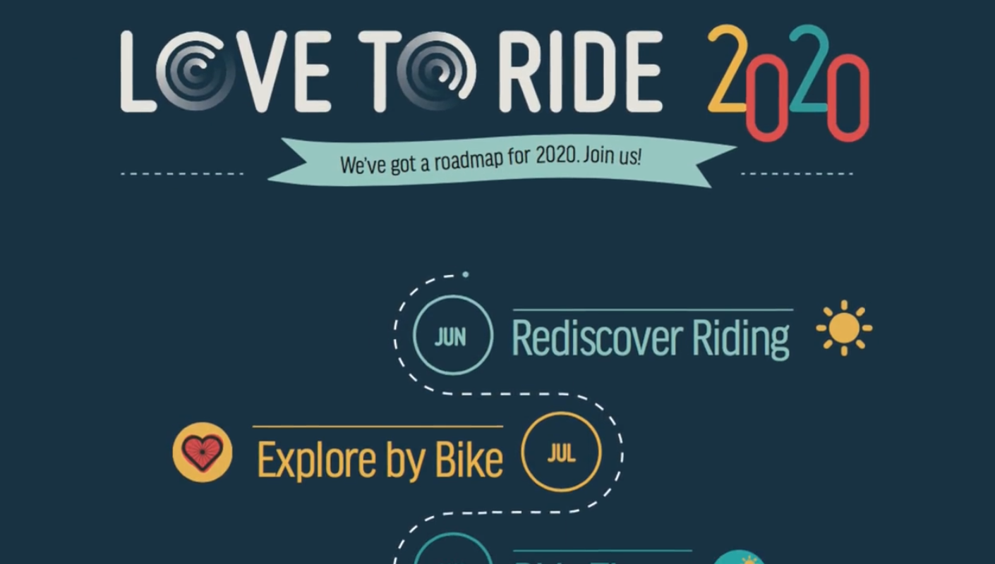 Ride Relief Road Map